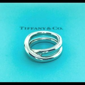Tiffany & Co. Crossover Le Circle Ring
